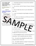 Keys to Punctuation Mini Lessons & Homework Review: Quotation Marks