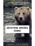 Keystone Species Comic (NO PREP!!, Distance Learning)