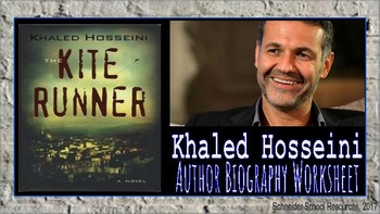 Khaled Hosseini: Author Biography Assignment