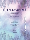 Khan Academy - End of Year English Grammar Review