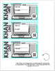 Khan Academy Goal Tracking, Organization, & Incentive Tools BUNDLE!