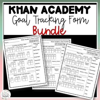 Khan Academy Student tracking form