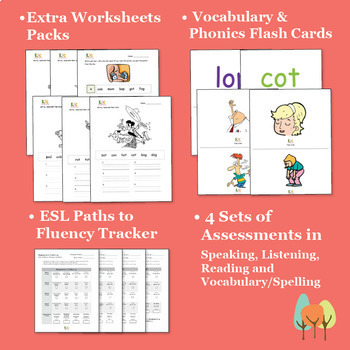 Kid-Inspired ELL Beginners Book 1