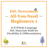ESL Newcomers All-You-Need Pack 1