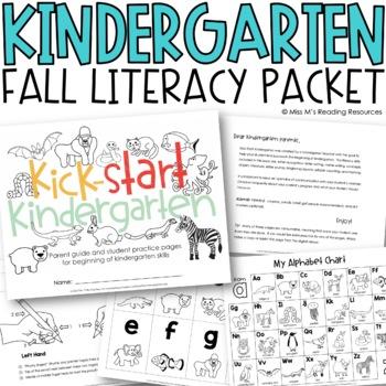 Kick-Start Kindergarten