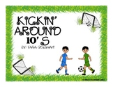 Kickin' Around 10's (skip counting by 10)