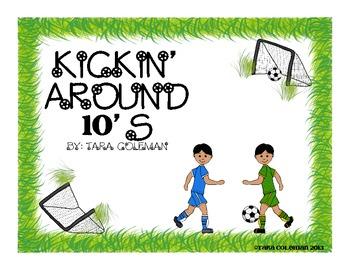 Kickin' Around 10's (skip counting by 10)