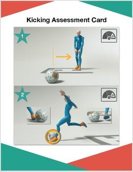 Kicking Assessment Card