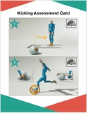 Kicking Assessment Card