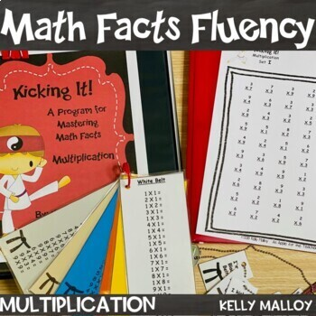 Math Facts Multiplication By Kelly Malloy Teachers