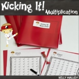 Math Facts - Multiplication Fact Fluency Program Kicking It Math