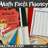 Math Facts  Multiplication Fact Fluency Program Kicking It