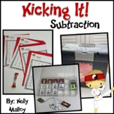 Math Facts - Subtraction Facts Fluency Program - Kicking It Math -