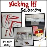 Math Facts Subtraction Facts Fluency Program  Kicking It M