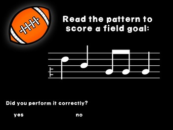 Kicking Practice: Field Goal Inspired Melodic Practice, do