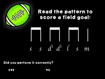 Kicking Practice: Field Goal Inspired Melodic Practice, high do