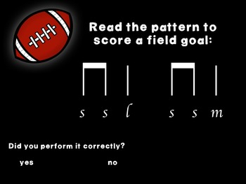 Kicking Practice: Field Goal Inspired Melodic Practice, la
