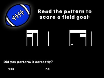Kicking Practice: Field Goal Inspired Rhythmic Practice, tim-ka