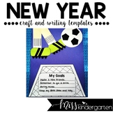Kicking off a Great Year {Craft and Writing Templates}