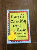 Kicky's Friendship Card Game
