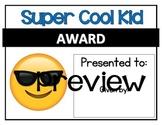 Kid Awards