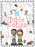 Kid Bible Songs | VBS Sunday School Songs