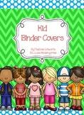 Kid Binder Covers