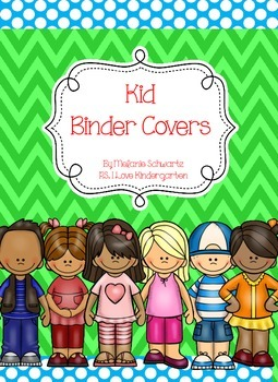 Kid Binder Covers