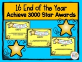 Kid Biz- Achieve 3000 End of the Year Awards