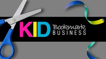 Kid Bookmark Business