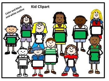 Kid Clipart