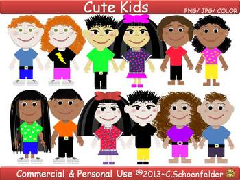 Kid Clipart Graphics