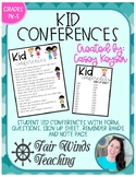 Kid Conferences - New Years 2019