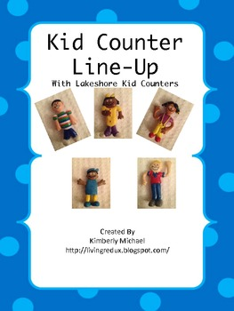 Kid Counter Line-Up Riddles