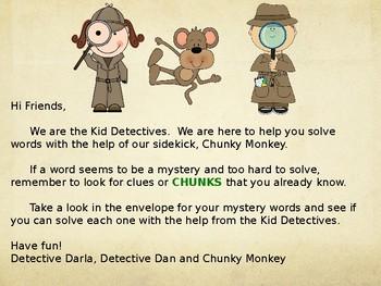 Kid Detectives & Chunky Monkey