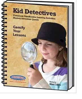 Kid Detectives Classroom Gamification Activities - Mystery