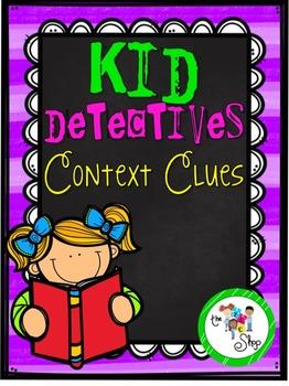 Kid Detectives: Context Clues