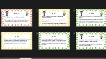 Kid-Friendly 6th Grade Common Core Reading Standards in En