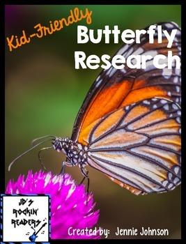 Kid-Friendly Butterfly Research