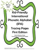 Kid-Friendly IPA Tracing Pages [First Edition]