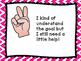 Scales / Rubrics - Easy Flip Desk Scales - Marzano - Pre K - 2nd grade