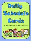 Kid Friendly Schedule Pictures