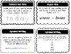 Spelling Activity Cards to Use with ANY LIST & Homework Labels