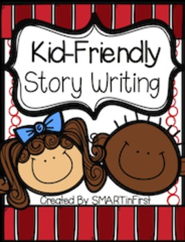 Kid-Friendly Story Writing Packet