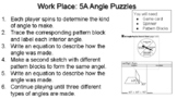 Kid Friendly Work Place Instructions for 4th Grade Bridges