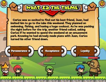 Kid Heroes   Story Theme (Play at RoomRecess.com)