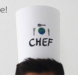 Kid International Chef's Hat