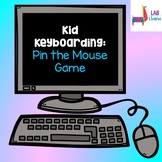 "Kid Keyboarding: ""Pin the Mouse"" Game"