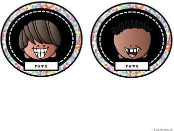 Kid Labels
