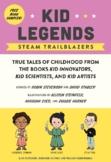 Kid Legends STEAM Trailblazers Book Sampler